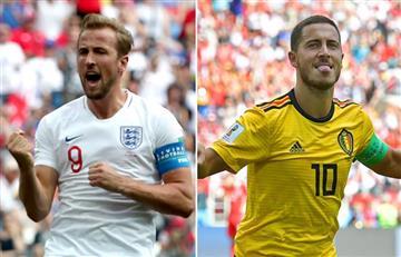 Inglaterra vs Bélgica EN VIVO ONLINE por el Mundial Rusia 2018