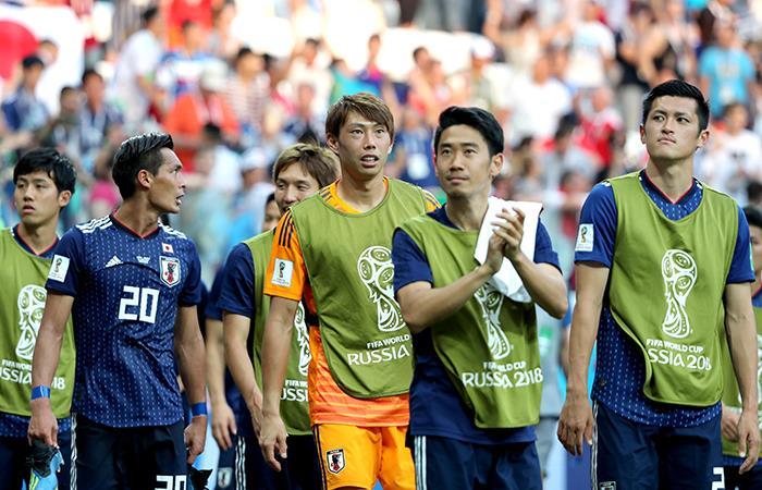 Japón cayó ante Polonia, pero avanzó a octavos de final por Fair Play