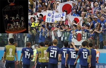 Japón emuló a los Súper Campeones con la 'Jaula de Pájaro'