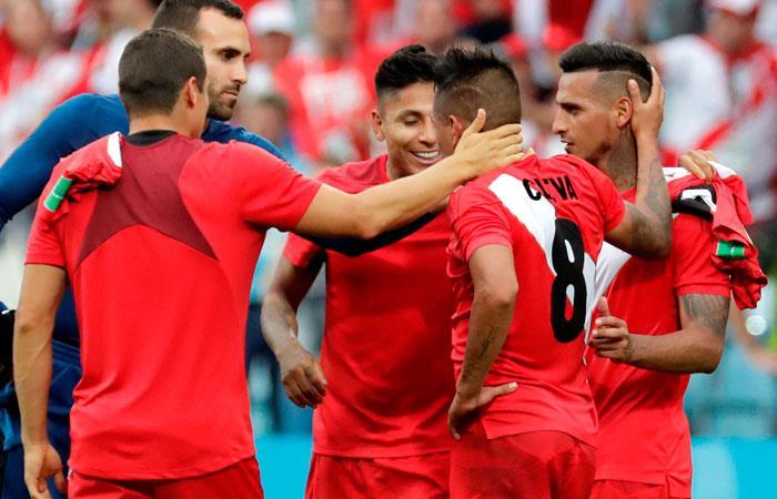 Perú se quedó fuera del Mundial a pesar de mostrar un buen fútbol (Foto: EFE).