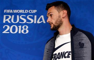 """Hugo Lloris: """"No hay ningún jugador que se pueda comparar con Messi"""""""