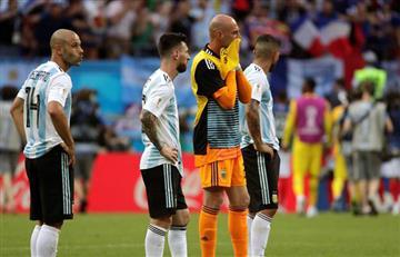 Argentina eliminada por segunda vez de octavos de un mundial bajo el actual formato