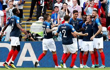 Francia vs Argentina: Revive las mejores jugadas de este partidazo