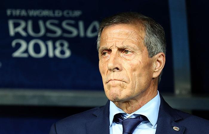 Óscar Washington Tabárez aseguró que Uruguay está para grandes cosas en Rusia 2018