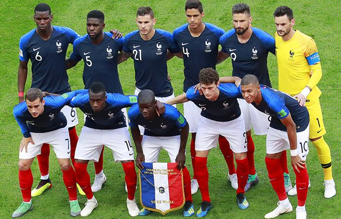 Image result for francia rusia 2018
