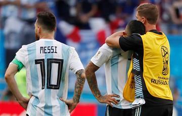 Argentina: 5 razones por su fracaso en el Mundial Rusia 2018