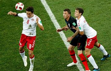 Croacia vs Dinamarca: Mira las mejores jugadas del partido