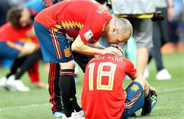 España: 5 razones por las que fracasó en el Mundial Rusia 2018