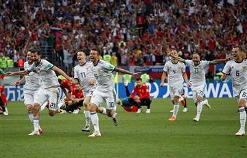 España vs Rusia: revive las mejores jugadas del encuentro