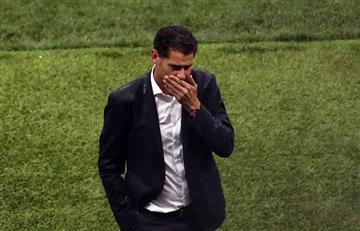 Fernando Hierro y sus palabras tras eliminación de España de Rusia 2018
