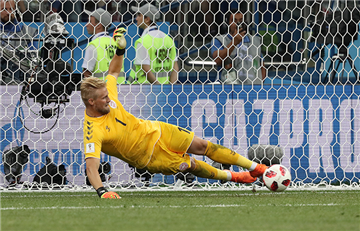 """Kasper Schmeichel: """"Esto es difícil de aceptar"""""""