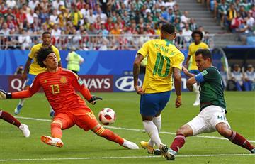 Brasil se convirtió en la selección más goleadora en la historia de los mundiales