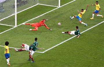 Brasil vs México: revive las mejores jugadas de este partido