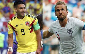 Colombia vs Inglaterra: 11 datos claves del partido por los octavos de Rusia 2018