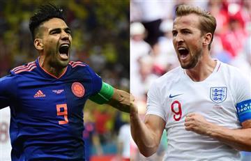 Colombia vs Inglaterra EN VIVO ONLINE por los octavos de final del Mundial Rusia 2018