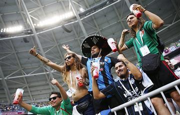 Los 'Ole' de México a Brasil son tendencia en Twitter