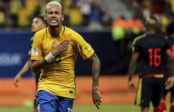 """Neymar sobre mexicanos: """"Hablaron mucho y se fueron a su casa"""""""