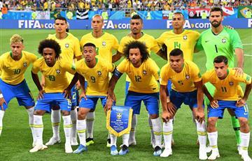 Rusia 2018: Brasil pierde a jugador clave para el duelo de cuartos de final ante Bélgica