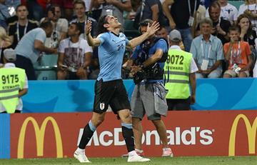 Rusia 2018: Uruguay regresó a los entrenamientos sin Edison Cavani