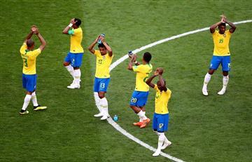 Brasil recuperó a tres titulares pensando en cuartos del Mundial Rusia 2018