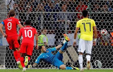 Colombia vs Inglaterra: estas son las mejores jugadas del partido