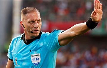 Conoce quiénes serán los árbitros encargados de los cuartos de final