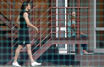 Edinson Cavani descartado en Uruguay para enfrentar a Francia