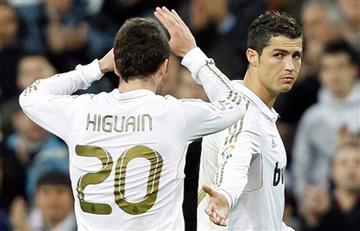 Hermano de Gonzalo Higuaín sueña con la dupla 'Pipita' y Cristiano Ronaldo