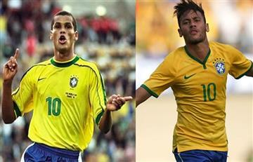 Neymar: Rivaldo le mandó polémico mensaje