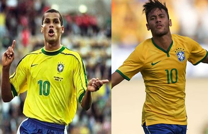 Rivaldo le mandó un fuerte mensaje a Neymar (Foto: Facebook de Rivaldo)