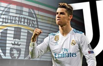 Cristiano Ronaldo: ¿camisetas del portugués con la Juventus?
