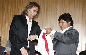 Ricardo Gareca: su futuro con la Selección Peruana será prioridad para Edwin Oviedo