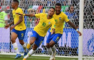 Rusia 2018: Brasil quiere evitar la tanda de penales ante Bélgica