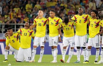Rusia 2018: Colombia recolecta firmas para que FIFA revise partido con Inglaterra