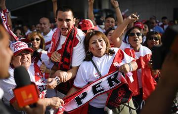 Rusia 2018: ¿Por qué ponían la canción Contigo Perú en los estadios?