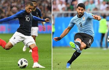 Uruguay vs Francia EN VIVO ONLINE cuartos de final de Rusia 2018