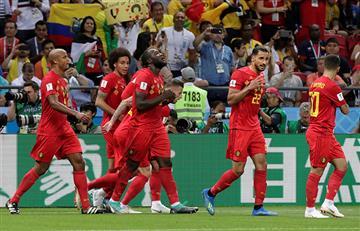 Bélgica eliminó a Brasil y se clasificó a semifinales del Mundial