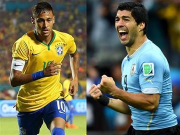 Rusia 2018: Sudamérica se despide con Brasil y Uruguay eliminados