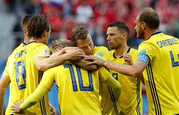 Inglaterra vs Suecia: equipo sueco fue evacuado de su hotel en madrugada