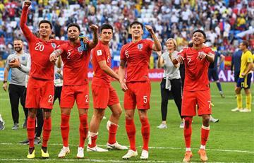 Rusia 2018: Inglaterra podría alcanzar increíble récord si sale campeón