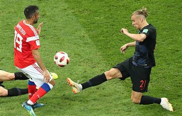 Rusia vs Croacia: revive las mejores jugadas del partido