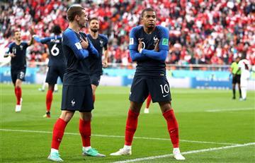 ¿Sabes a qué se debe la celebración de Kylian Mbappé?