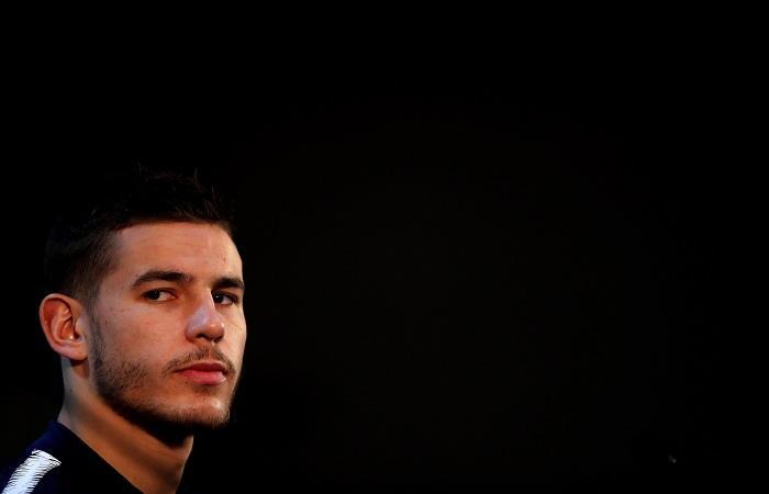 Lucas Hernández minimizó a Hazard comparándolo con Messi