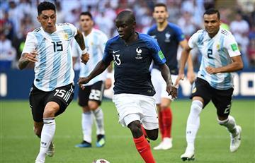 PSG pagaría millonaria cifra por Kanté acabado el Mundial Rusia 2018