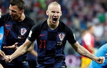Rusia 2018: croata Vida recibe advertencia de FIFA por polémico video
