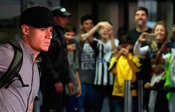 Selección de Brasil regresó a su país con la ausencia de Neymar