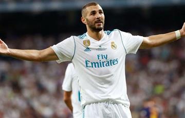 ¿Karim Benzema anunció su salida del Real Madrid?