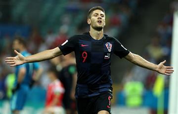"""Kramaric: """"Inglaterra era de mis favoritas antes del Mundial Rusia 2018"""""""