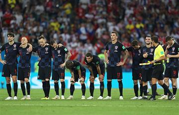 Rusia 2018: Croacia, la selección que llega más desgastada a semis