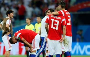 Rusia se dopó para mejorar su rendimiento ante España y Croacia